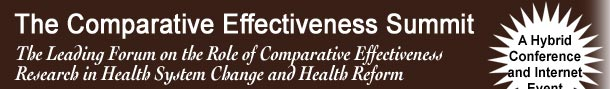 Comparative Effectiveness Summit